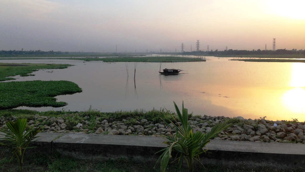 Delta country of Bangladesh